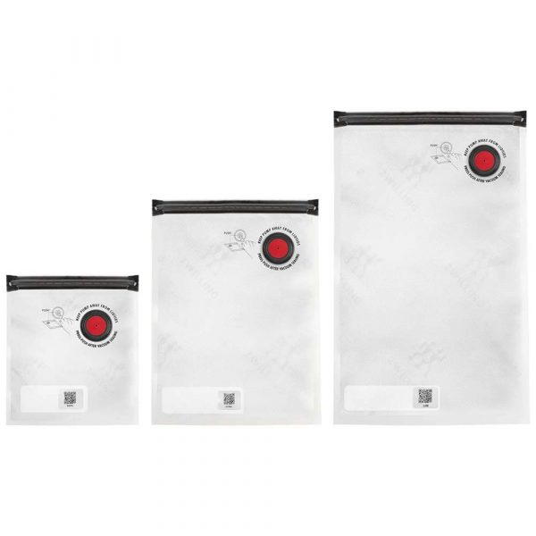 ZWILLING Vakuumbeutel-Set S-M-L Fresh&Save 10 Stück
