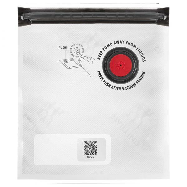 ZWILLING Glas-Vakuumpack M-L Fresh&Save 7 Stück